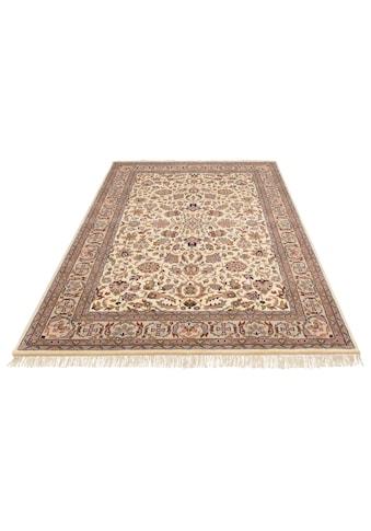 Orientteppich, »Aras«, DELAVITA, rechteckig, Höhe 12 mm, manuell geknüpft kaufen