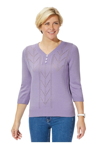 Classic Basics 3/4 Arm-Pullover »Pullover« kaufen