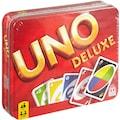 Mattel games Spiel »UNO Deluxe in Metalldose«