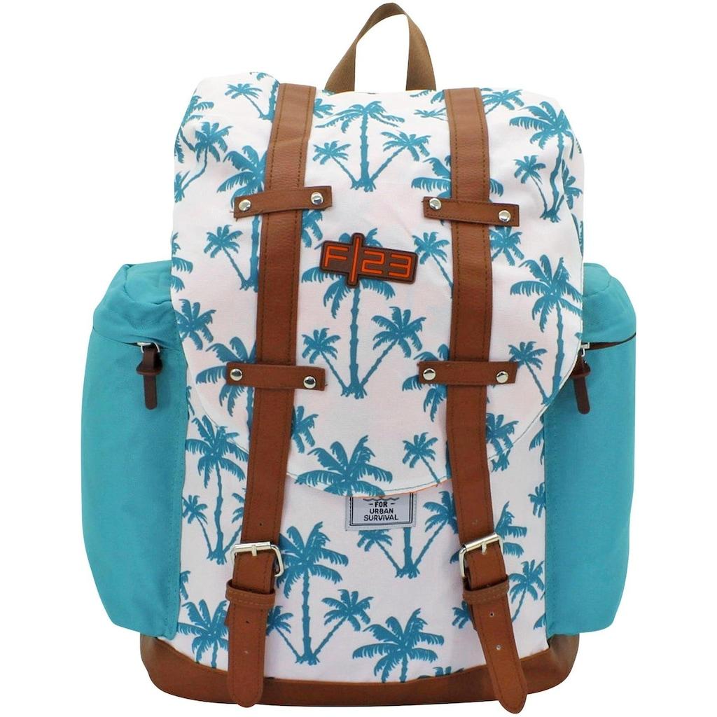 F23™ Laptoprucksack »Palm«
