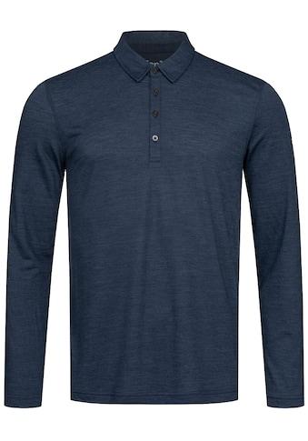 SUPER.NATURAL Poloshirt »M EVERYDAY LS POLO« kaufen