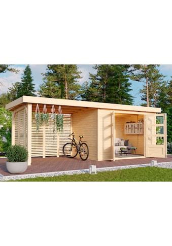 Karibu Gartenhaus, »Arnis 4«, (Set) kaufen
