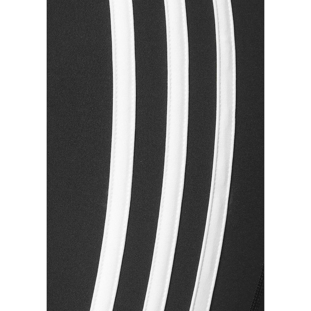 adidas Performance Funktionstights »PULSE 3/4 REGULAR RISE 3 STRIPES«