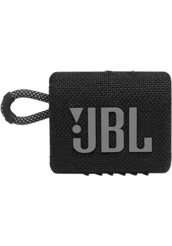 JBL »GO 3« Portable - Lautsprecher (Bluetooth, 4,2 Watt) kaufen