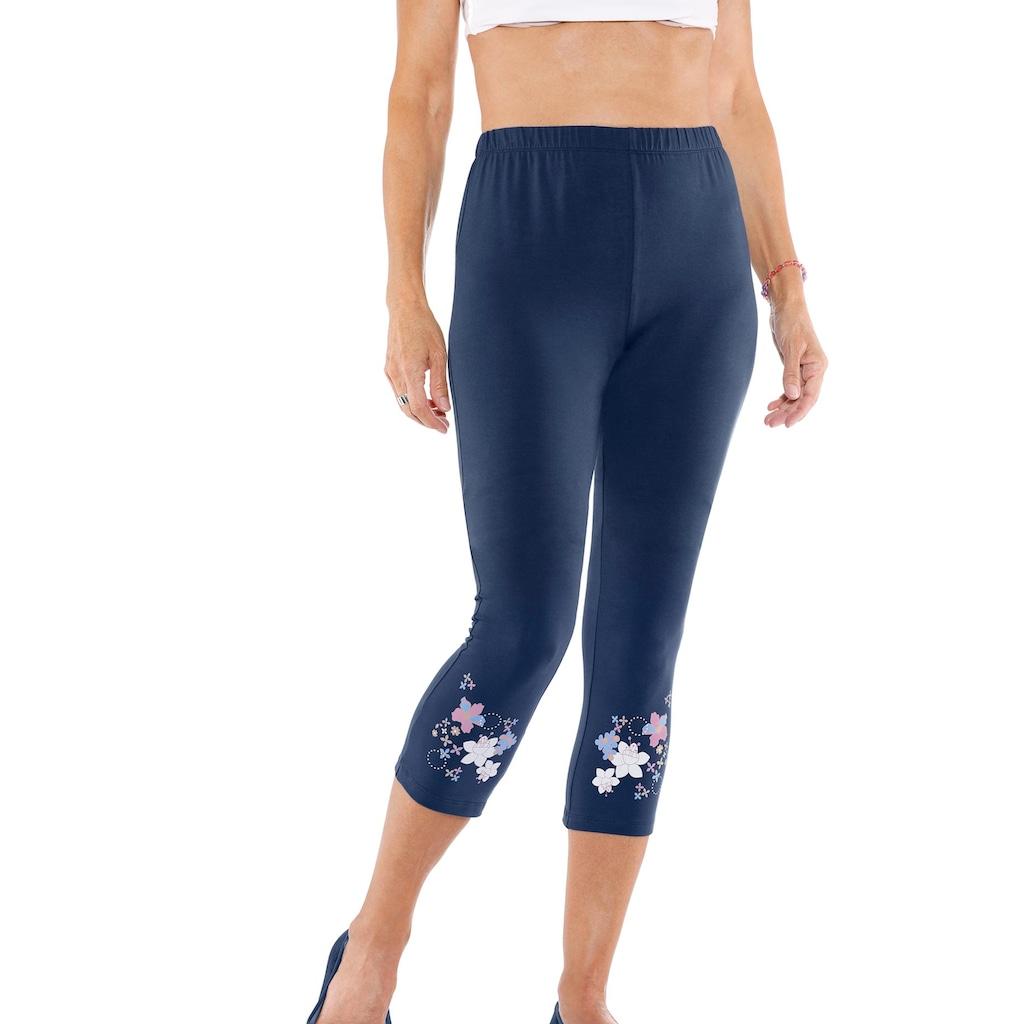 Classic Basics 7/8-Leggings