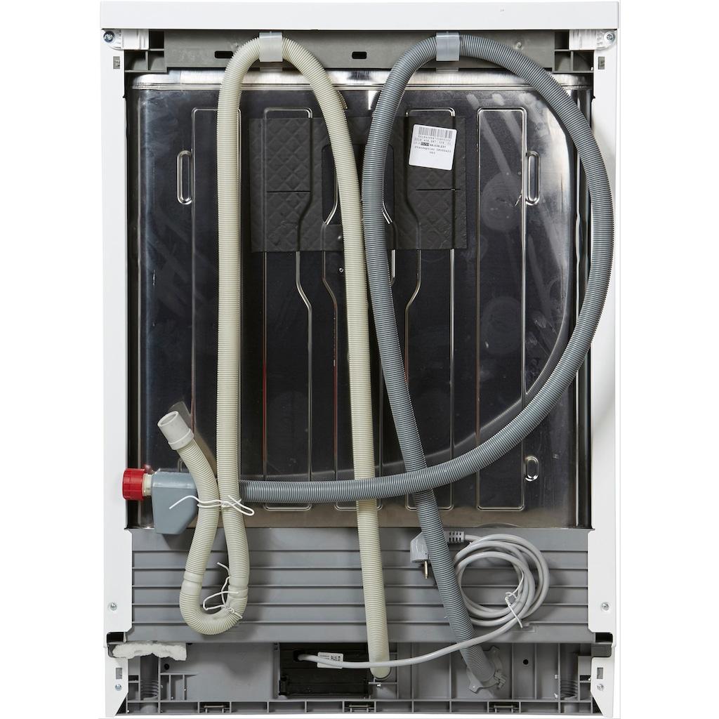 BEKO Standgeschirrspüler DO55420, 9,5 Liter, 14 Maßgedecke