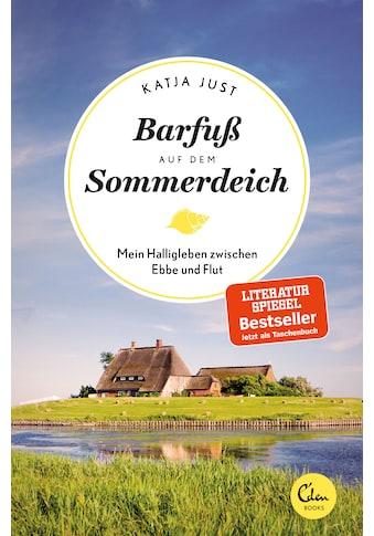 Buch »Barfuß auf dem Sommerdeich / Katja Just« kaufen