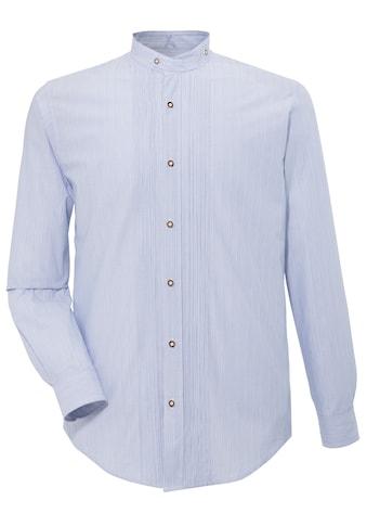 Country Line Trachtenhemd in gestreifter Optik kaufen