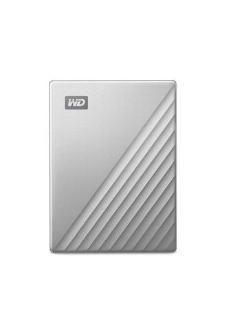 WD MY PASSPORT ULTRA FOR MAC »Tragbarer Speicher« kaufen