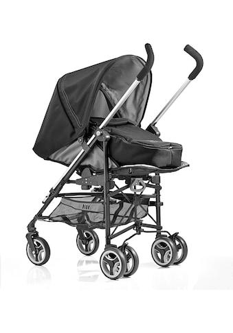 Gesslein Kinder-Buggy »S5 Reverse 2+4, Anthrazit«, mit schwenkbaren Vorderrädern kaufen
