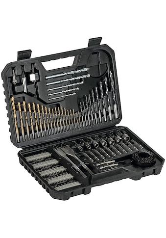 BOSCH Bohrer- und Bit-Set »V-Line Titanium Box«, (Set, 103 tlg.) kaufen