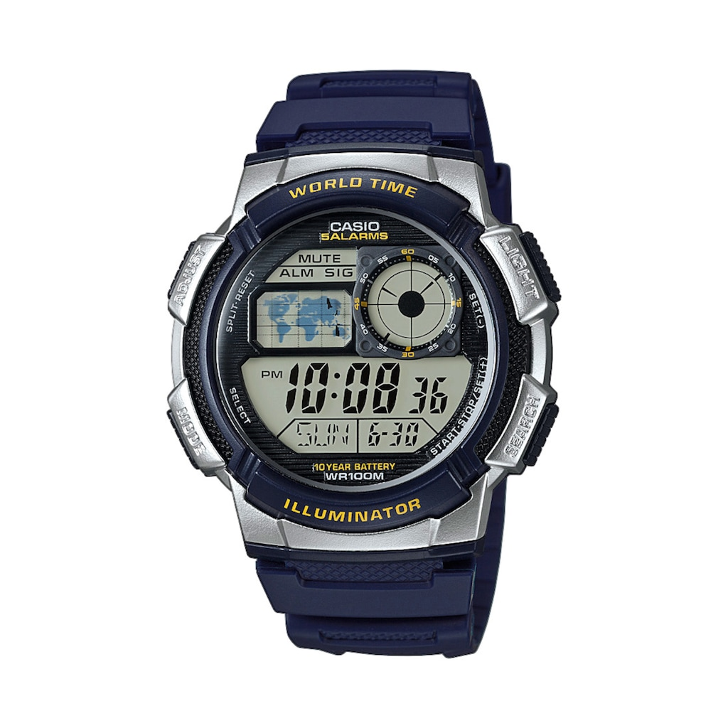 Casio Collection Chronograph »AE-1000W-2AVEF«