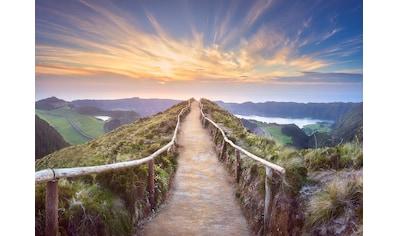 Papermoon Fototapete »Mountain View Delgada Ponta« kaufen