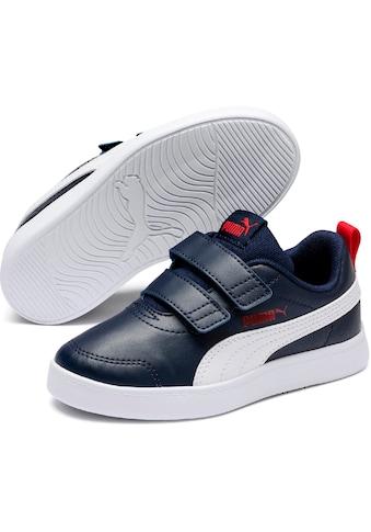 PUMA Sneaker »Courtflex v2 V PS« kaufen