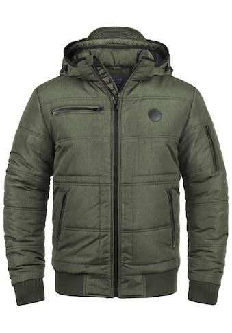 Blend Steppjacke »Boris«, warme Jacke mit abnehmbarer Kapuze kaufen