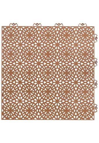 Bergo Flooring Terrassenplatten »XL terrakotta«, Klickfliesen 2m² kaufen