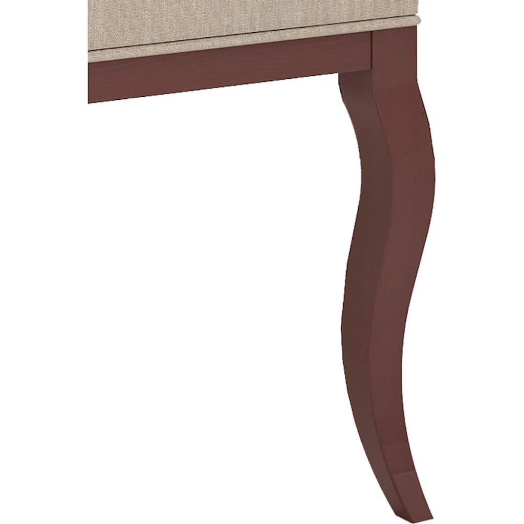 SELVA Stuhl »Vera«, Modell 1612, in drei verschiedenen Holzfarben und Stuhlbeinen, passend zum Esstisch »Varia«