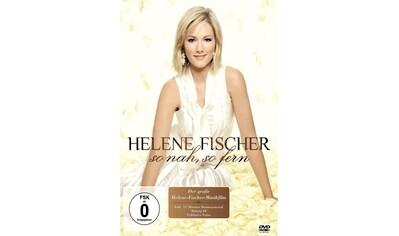 Musik - CD So Nah,So Fern / Fischer,Helene, (1 DVD - Video Album) kaufen