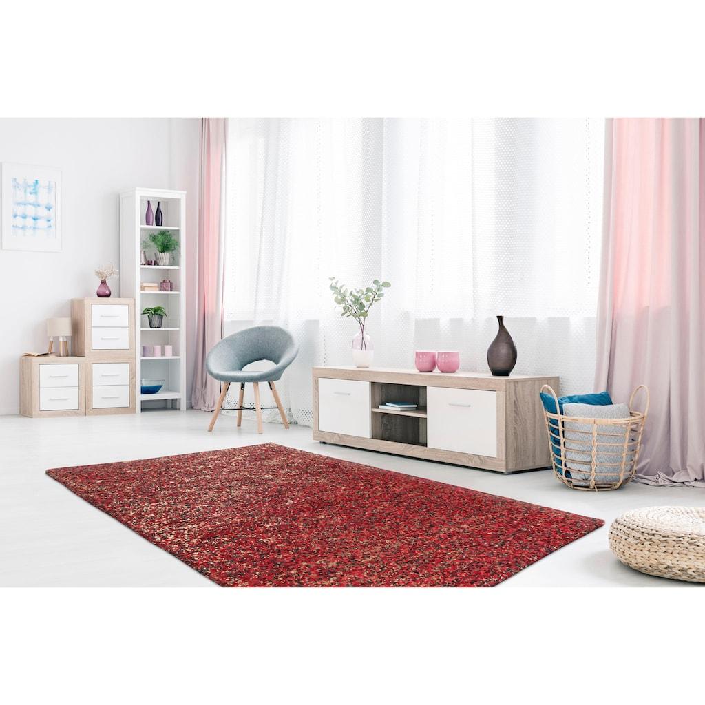 INOSIGN Lederteppich »Ella«, rechteckig, 5 mm Höhe, Wohnzimmer