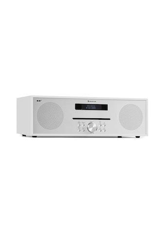 Auna Silver Star CD-DAB 2x20W max. Slot-In CD-Player DAB+ BT kaufen