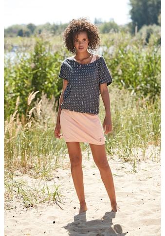 Alife & Kickin Jerseykleid »SunnyAK«, (Set, 2 tlg., mit T-Shirt), sommerlicher... kaufen