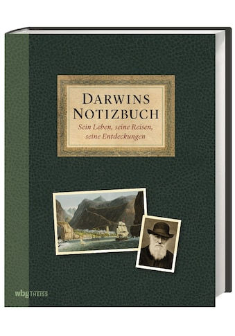 Buch »Darwins Notizbuch / Jonathan Clements, Birgit Lamerz-Beckschäfer« kaufen