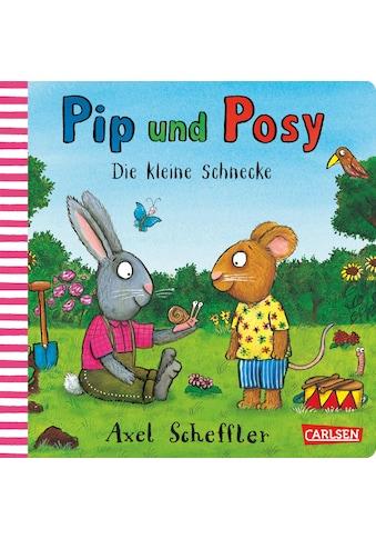Buch »Pip und Posy: Die kleine Schnecke / Axel Scheffler, Axel Scheffler« kaufen