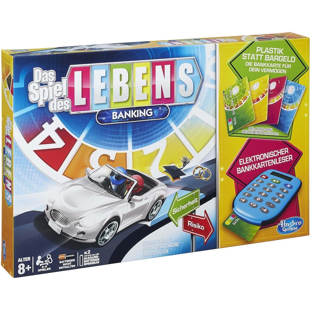 Hasbro Spiel »Hasbro Gaming, Das Spiel des Lebens Banking«