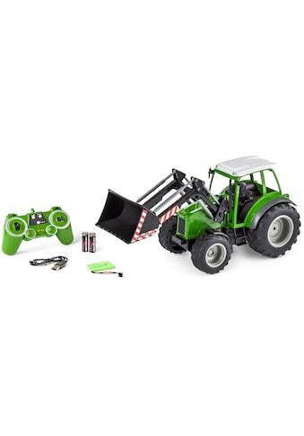 CARSON RC-Traktor »Traktor mit Frontlader, 1:16« kaufen