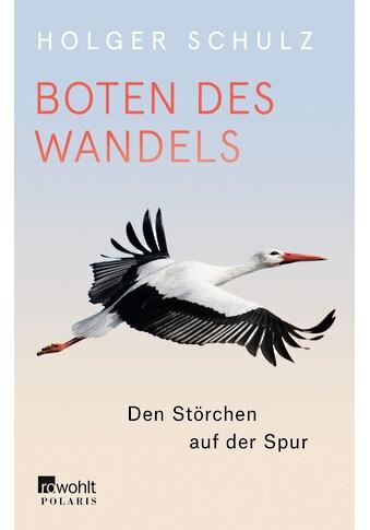 Buch »Boten des Wandels / Holger Schulz« kaufen