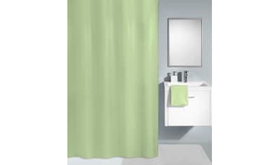 KLEINE WOLKE Duschvorhang »Kito«, 120 cm Breite kaufen