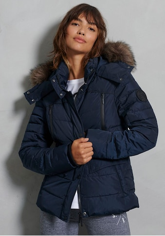 Superdry Steppjacke »GLACIER PADDED JACKET« kaufen