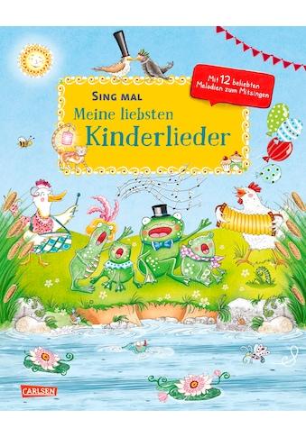 Buch »Sing mal (Soundbuch): Meine liebsten Kinderlieder / Miriam Koch« kaufen