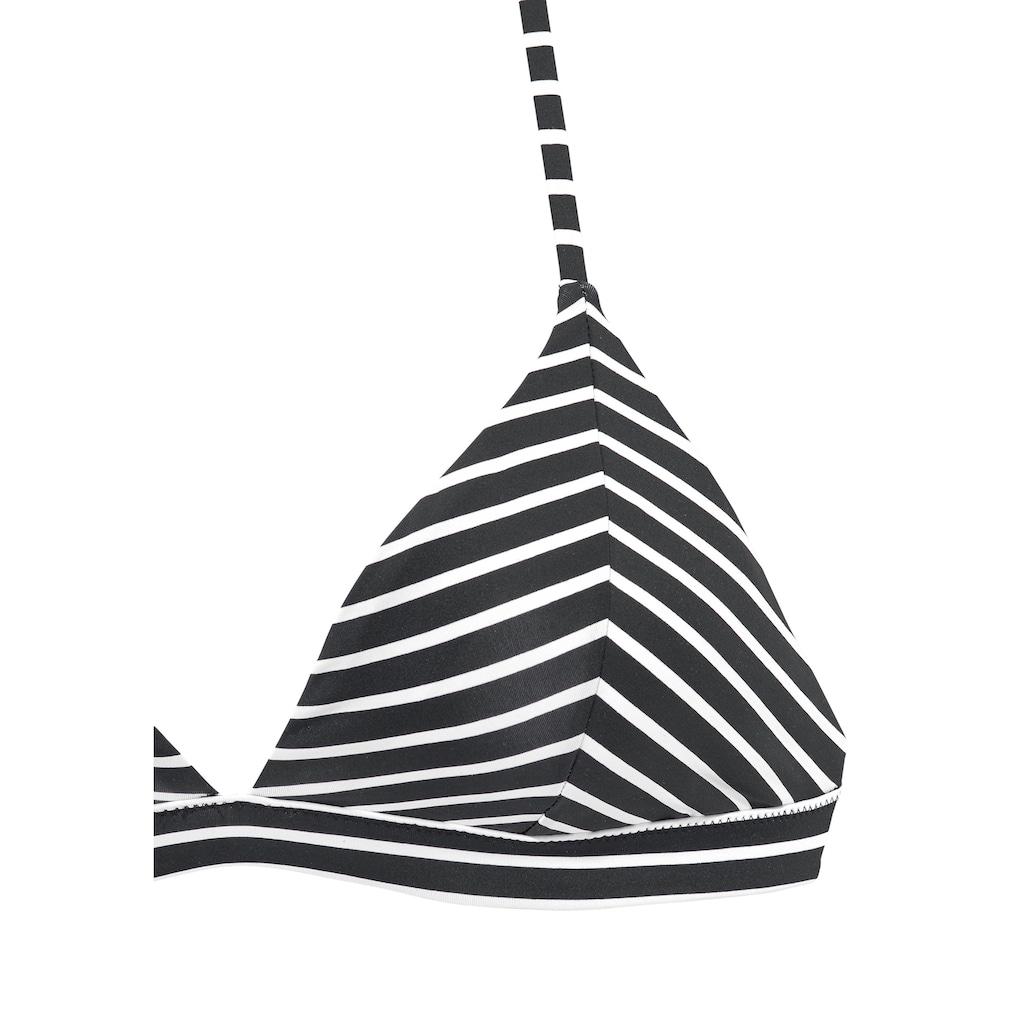 s.Oliver Triangel-Bikini-Top »Hill«, gestreift