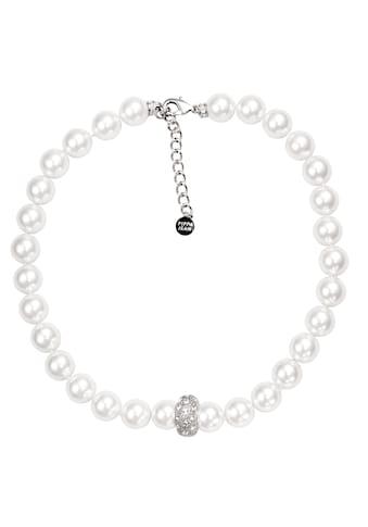 Pippa & Jean Perlenkette »PJ218«, (1 tlg.), verziert mit Kristallen von Swarovski® kaufen