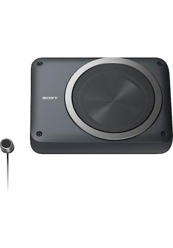 Sony Auto-Subwoofer »XS-AW8« kaufen