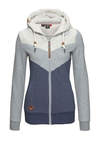Ragwear Sweatjacke »TREGA ZIP« kaufen