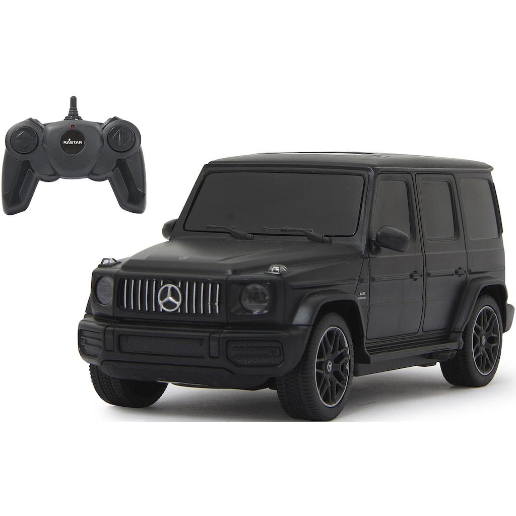 Jamara RC-Auto »Mercedes-Benz AMG G63 1:24 27 MHz, schwarz«