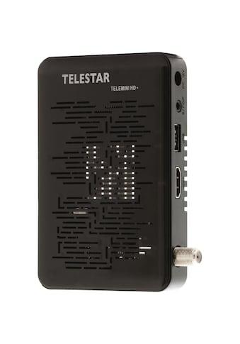 TELESTAR HDTV Satelliten - Receiver (HDMI,inkl. HD+ Karte,12V mobil) »TELEMINI HD+« kaufen