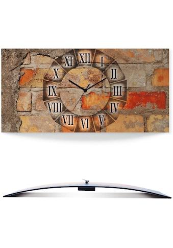 Artland Wanduhr »Antike Uhr«, 3D Optik gebogen, lautlos, ohne Tickgeräusche, nicht... kaufen