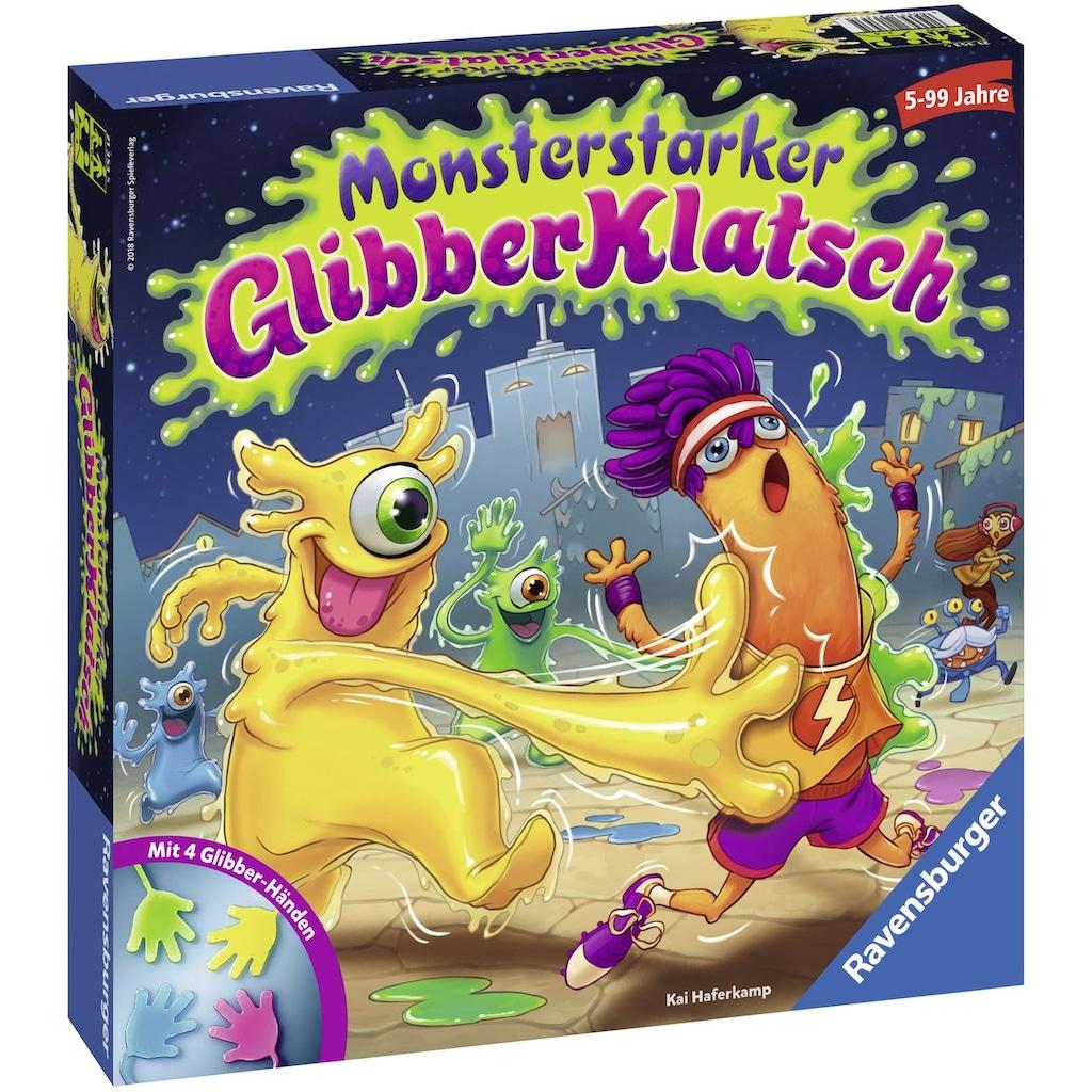 Ravensburger Spiel »Monsterstarker Glibber-Klatsch«, Made in Europe, FSC® - schützt Wald - weltweit
