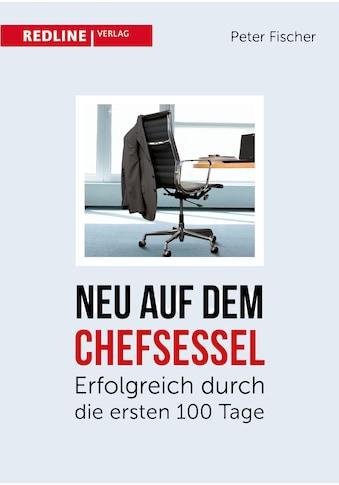 Buch »Neu auf dem Chefsessel / Peter Fischer« kaufen