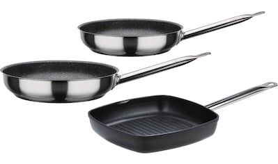 GSW Pfannen - Set »Le Chef Profi/Gastro Titanium« (Set, 3 - tlg.) kaufen
