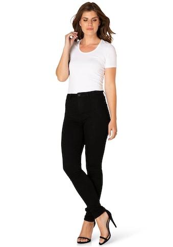 DNIM by Yest Skinny-fit-Jeans »Fay«, SKinny Fit in hochelastischer Qualität kaufen