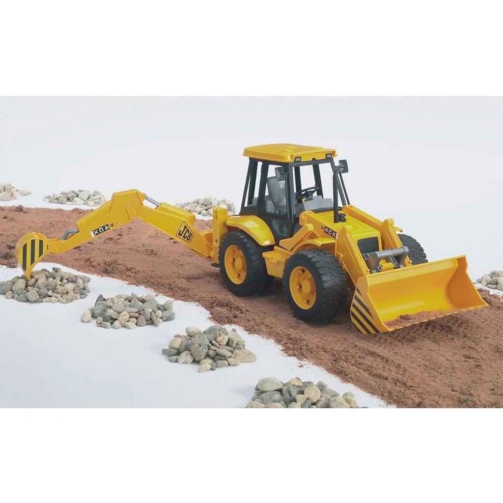Bruder® Spielzeug-Bagger »JCB 4CX Baggerlader«, Made in Germany