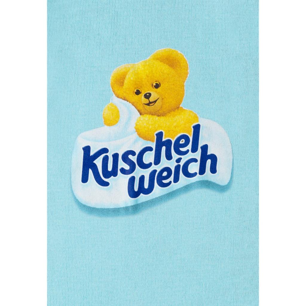 LOGOSHIRT Body mit niedlichem Kuschelweich-Logo