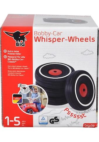 BIG Kinderfahrzeug-Räder »BIG Bobby Car Whisper Wheels«, Passend für alle BIG Bobby Car Classic, Made in Germany kaufen