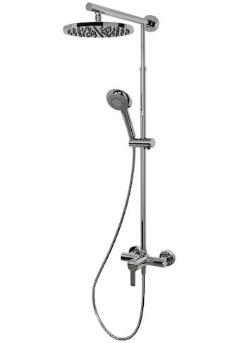 SCHULTE Duschsystem »DuschMaster Rain«, mit Einhebelmischer kaufen