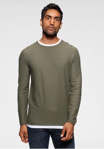TOM TAILOR Denim 2 - in - 1 - Pullover kaufen