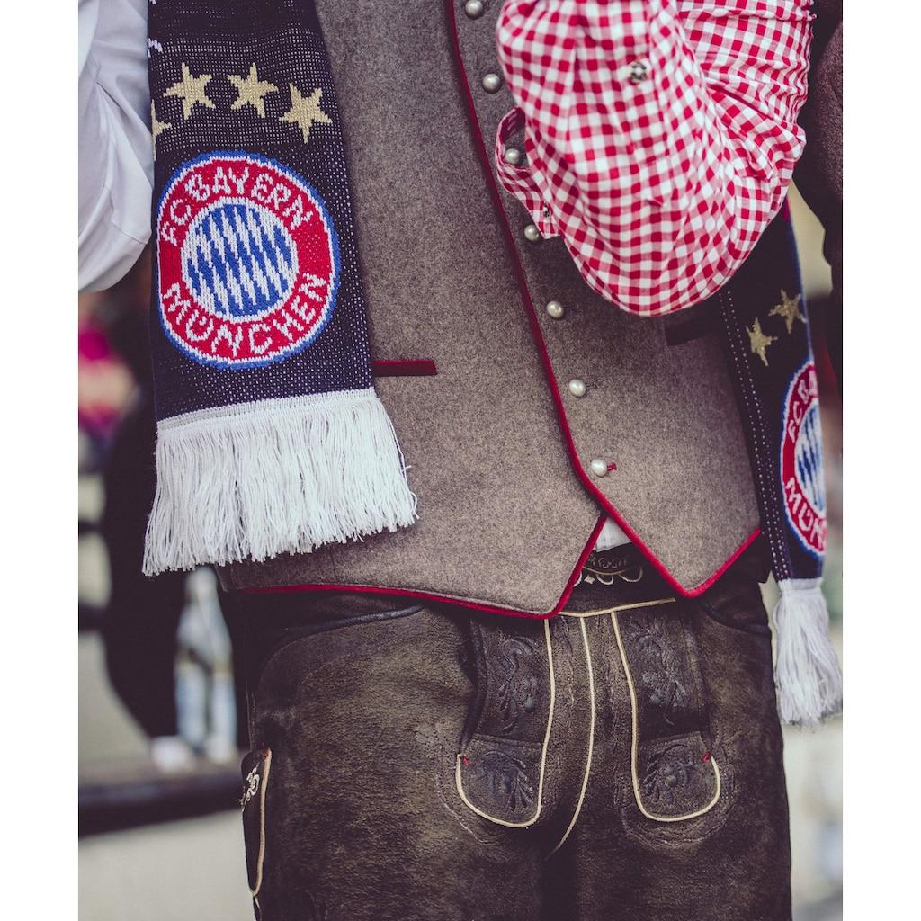 Spieth & Wensky Bayern München Lederhose Fimo